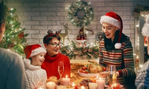 Christmas Doesn't Have to Be a Digestive Disaster