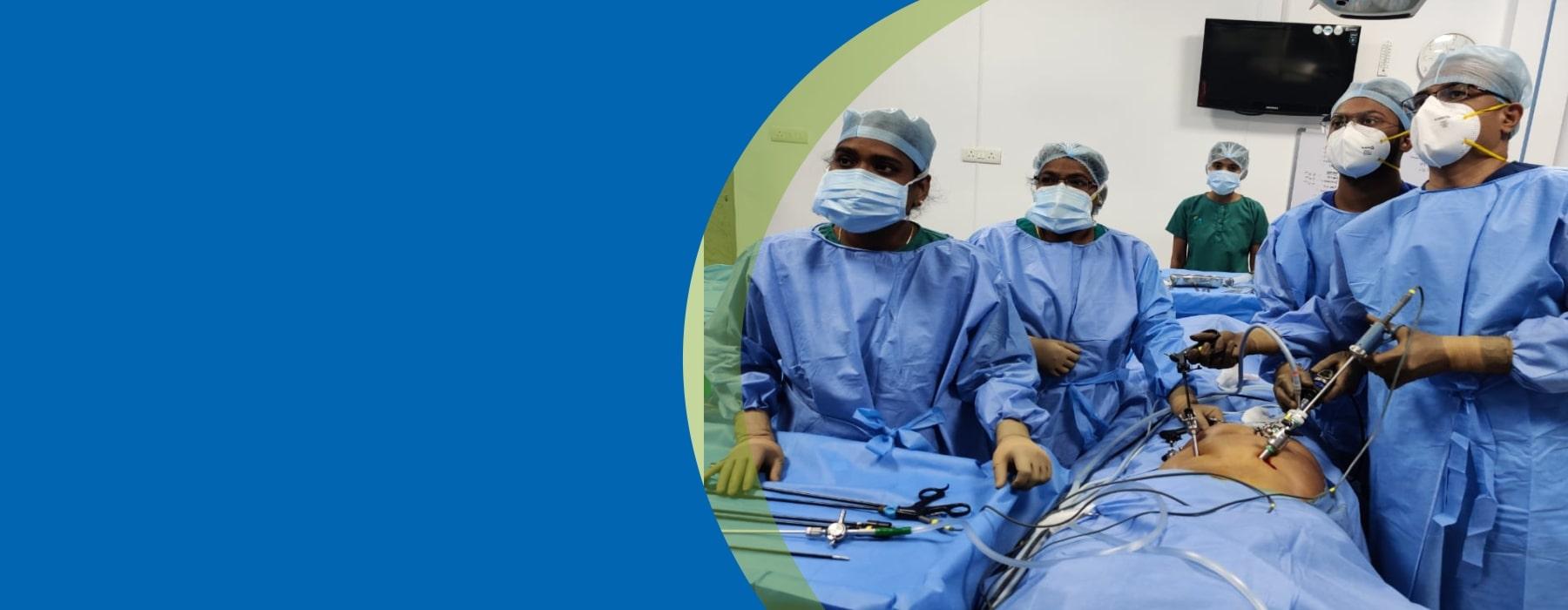 Best Laparoscopic Surgeon in Hyderabad